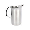Water Pitcher, Stainless Steel