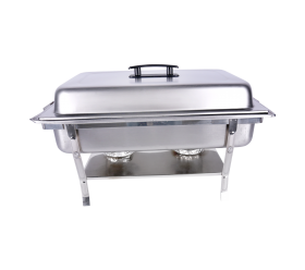 Rectangle Chafer, 8qt. Stainless