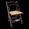 Chair, Fruitwood Folding