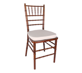 Chair, Fruitwood Chiavari with Cushion