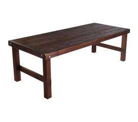 "8' x 40"" Farm Table"