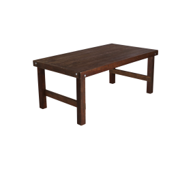 "6' x 40"" Farm Table"