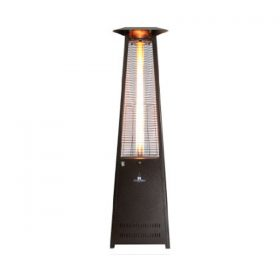 Lava Heat Pyramid Patio Heater, 8'