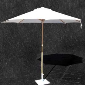 9.5' Market Umbrella with Freestanding Base