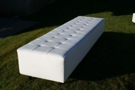 "Lounge Furniture, 24"" X 96"" Bench"