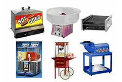 Concession & Fundraising Equipment